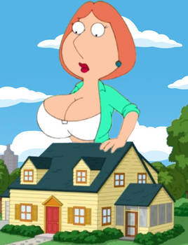 Lois Griffin Giantess Growth