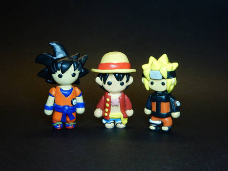 Mini Anime Characters