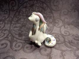Pastel Bead Dragon by Snowifer