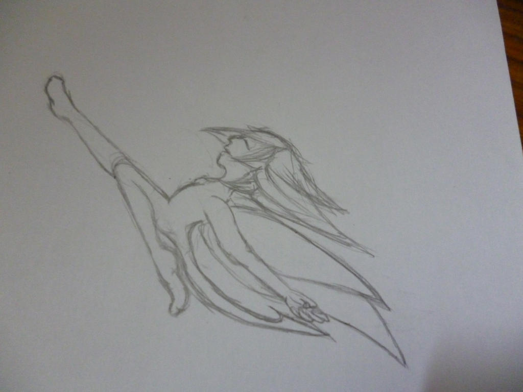 Fairy Tail Logo Gray Fairy Tail Logo re Sketch by