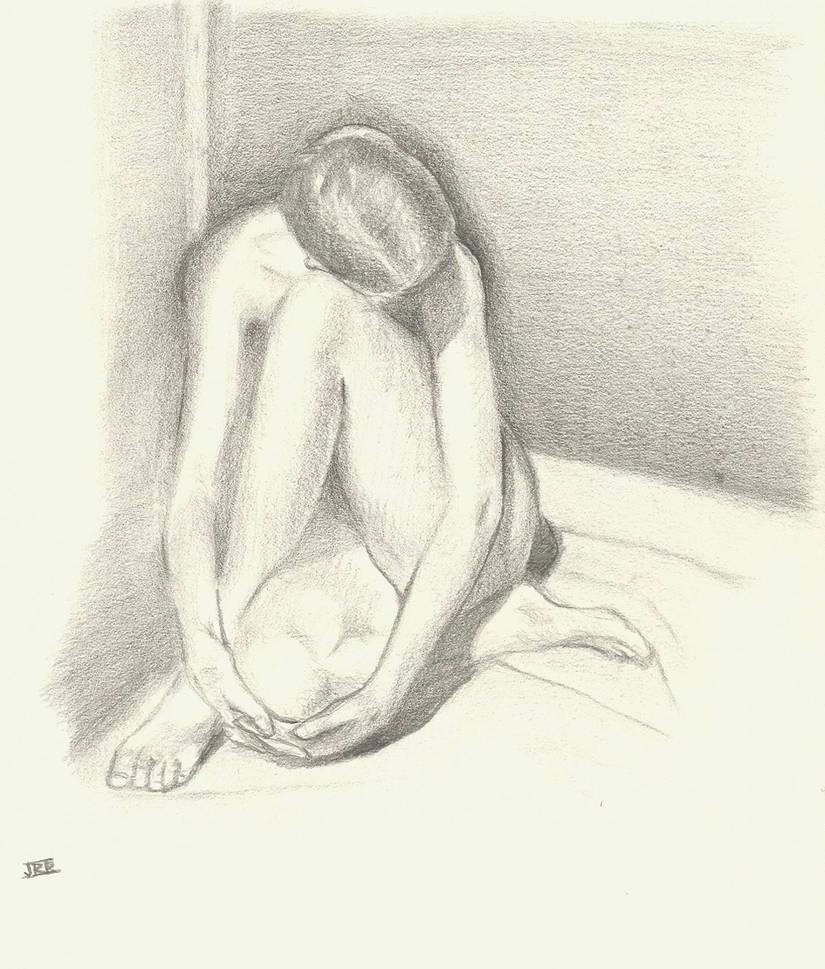 Dibujo Desnudo Mujer By Fanatikofmanga On Deviantart