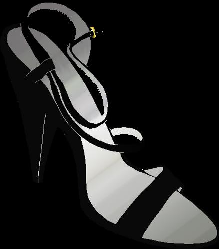 Cartoon High Heel Shoe Images