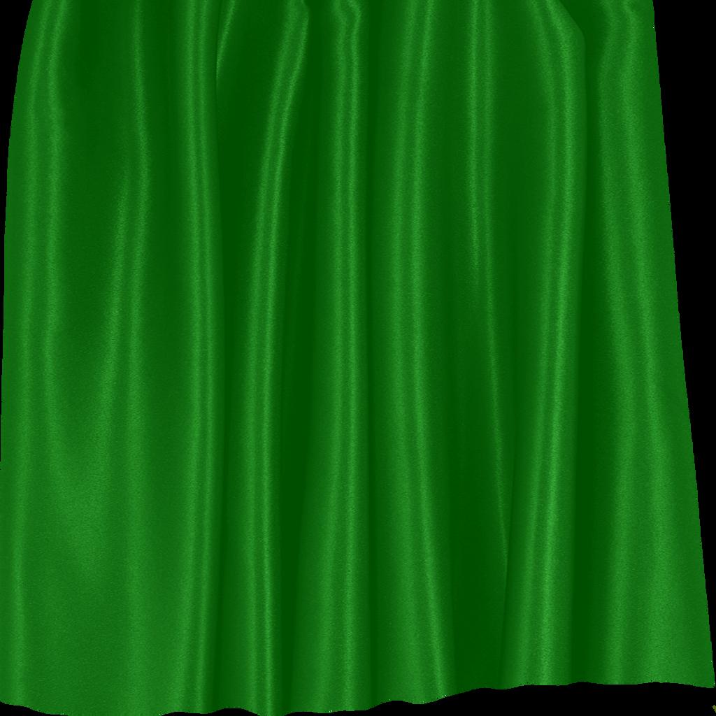 Satin curtains drapes