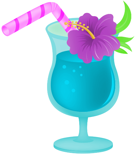 tropical drink png by clipartcotttage on deviantart hawaiian flower clip art free images hawaiian flower clip art free