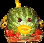 Watermelon Fish 02 png