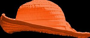 Sun Hat Orange