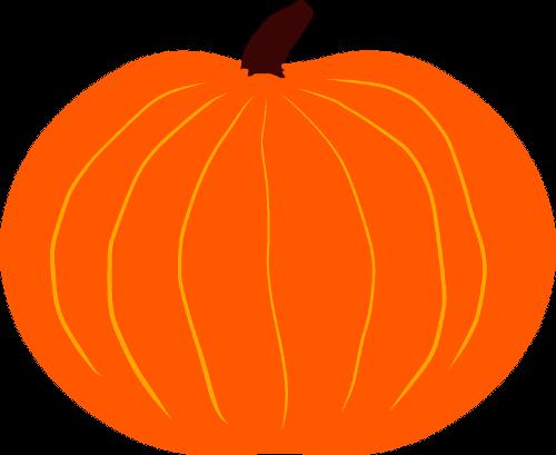 pumpkin by clipartcotttage