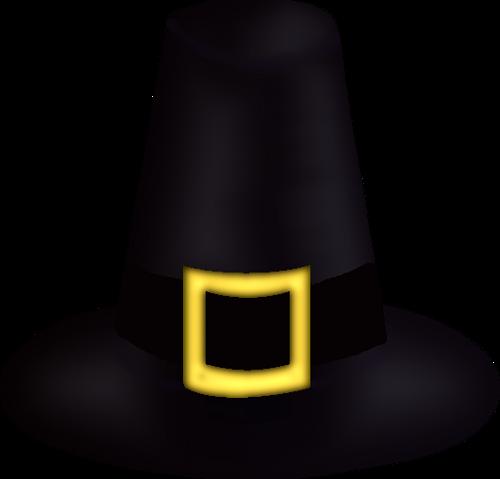 pilgrim hat clipart free - photo #12