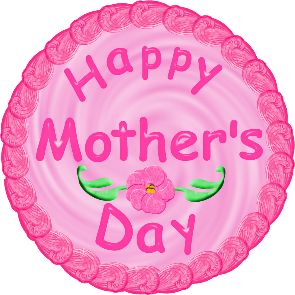 Mothers day caketop by clipartcotttage on DeviantArt