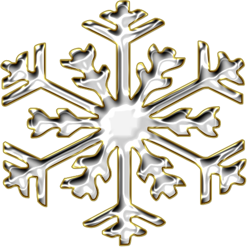 Snowflake 03 by clipartcotttage on DeviantArt
