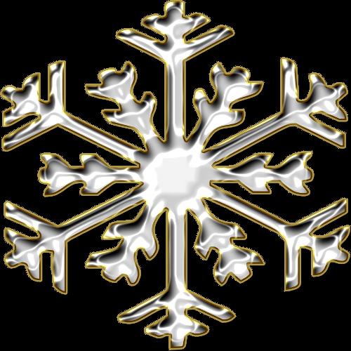 Snowflake 03 by clipartcotttage on DeviantArt