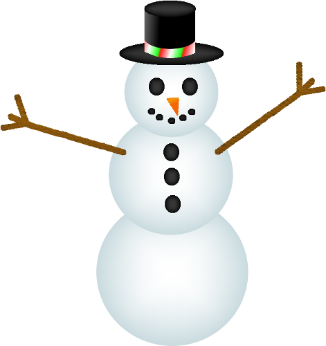 Snowman 02 by clipartcotttage on DeviantArt