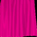 Drapes Pink