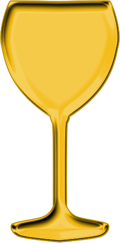 Goblet Gold Png Clipart by clipartcotttage on DeviantArt
