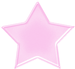 Star Pink Png Clipart
