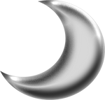 Moon Silver Png Clipart