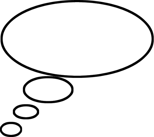Thought Bubble Png Clipart by clipartcotttage on DeviantArt