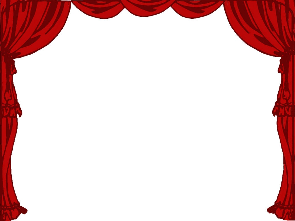 stage curtains png clipart by clipartcotttage on deviantart. Black Bedroom Furniture Sets. Home Design Ideas