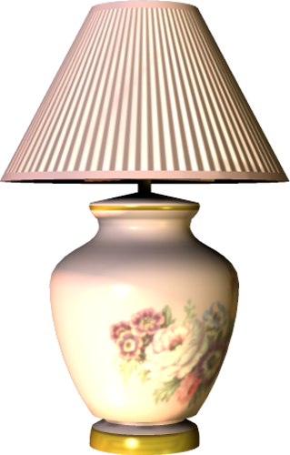 Table Lamp Png Clipart By Clipartcotttage