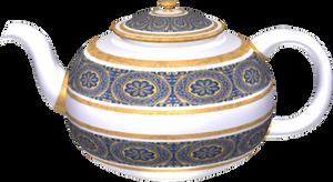 Tea Pot Png Clipart