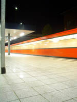 Berlin-Westhafen at night 3 by zeman