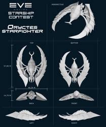Oryctes Starfighter by rubenz87