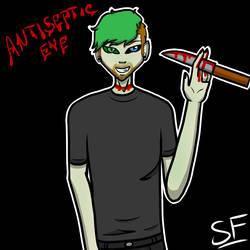 Antisepticeye by ShazelFable