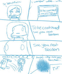 To be continued... by ShazelFable