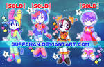 OPEN|Space Children Adopts | Paypal Only