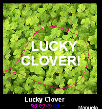 Lucky Clover XD by IxLoVexNiCk