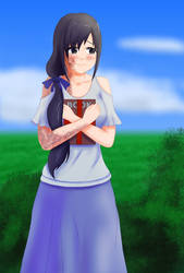 Present for Hanako