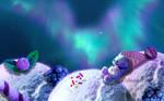 Aurora Ice-Cream Land