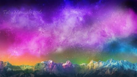 Mt.Dream by TatsuMurasaki