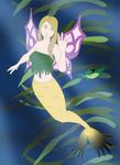 Alice the Fairy Mermaid