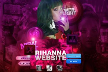 Rihanna Daily by Avenue-color