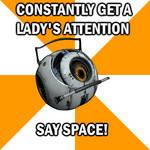Space Core Advice Meme 2