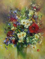 wildflowers by longest13