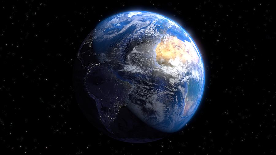nova earth from space