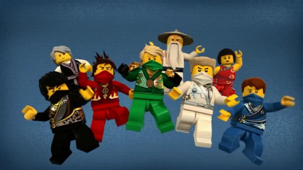 Lego ninjago rebooted characters by sweater01 on deviantart - Ninjago saison 2 ...