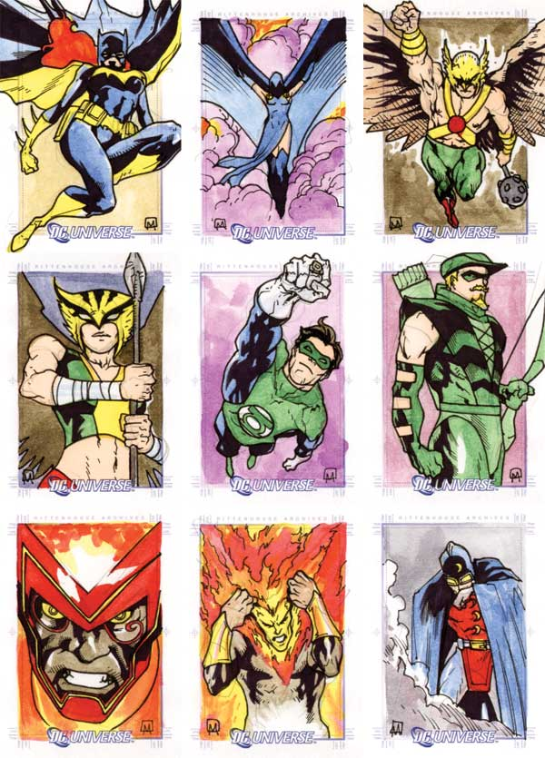 DC Legacy - Pt V by MahmudAsrar