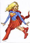 Supergirl by MahmudAsrar