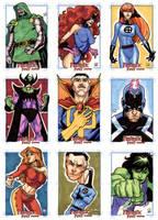 Fantastic Four Archives -PtIII by MahmudAsrar