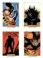 X-Men Origins: Wolverine Pt II by MahmudAsrar