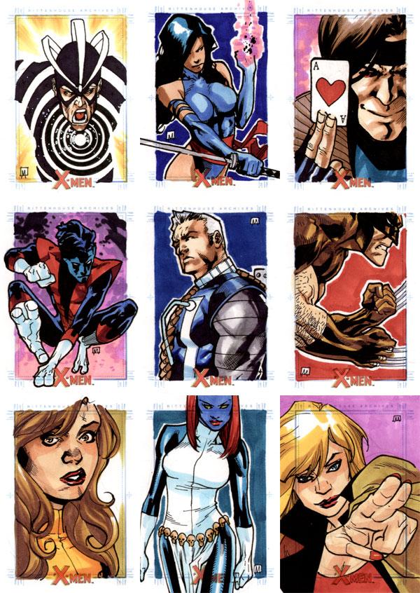 X-Men Archives - Pt I by MahmudAsrar