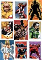 X-Men Archives - Pt II by MahmudAsrar