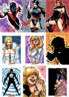 X-Men Archives - Pt III by MahmudAsrar