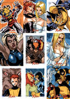 X-Men Archives - Pt IV by MahmudAsrar
