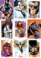 X-Men Archives - Pt V by MahmudAsrar