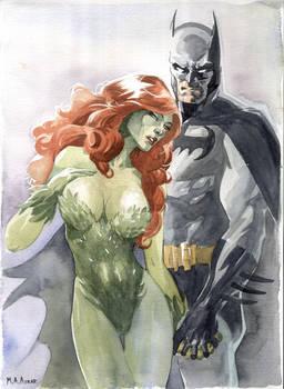 Paris Manga 2009 - Batman-Ivy