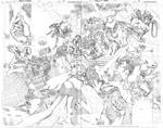 JLA 80 Page Giant - Pages 2-3